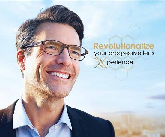 Revolutionalize Your Progressive Lens