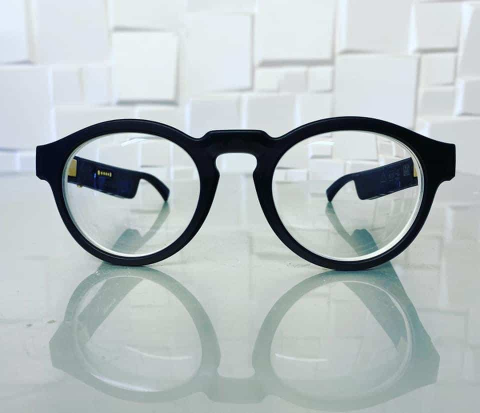 Bose Sound Frames With Our 1.74 Super ThinLight Platinum Varifocals And Super Easy Clean UV400 Protection Coating
