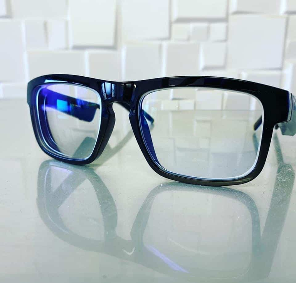 Bose Tenor Frames With Distance Lenses Transitions Generation 8 And Smart Blue Coating