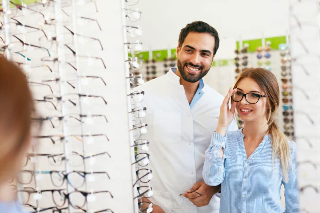 Professional Eyeglasses