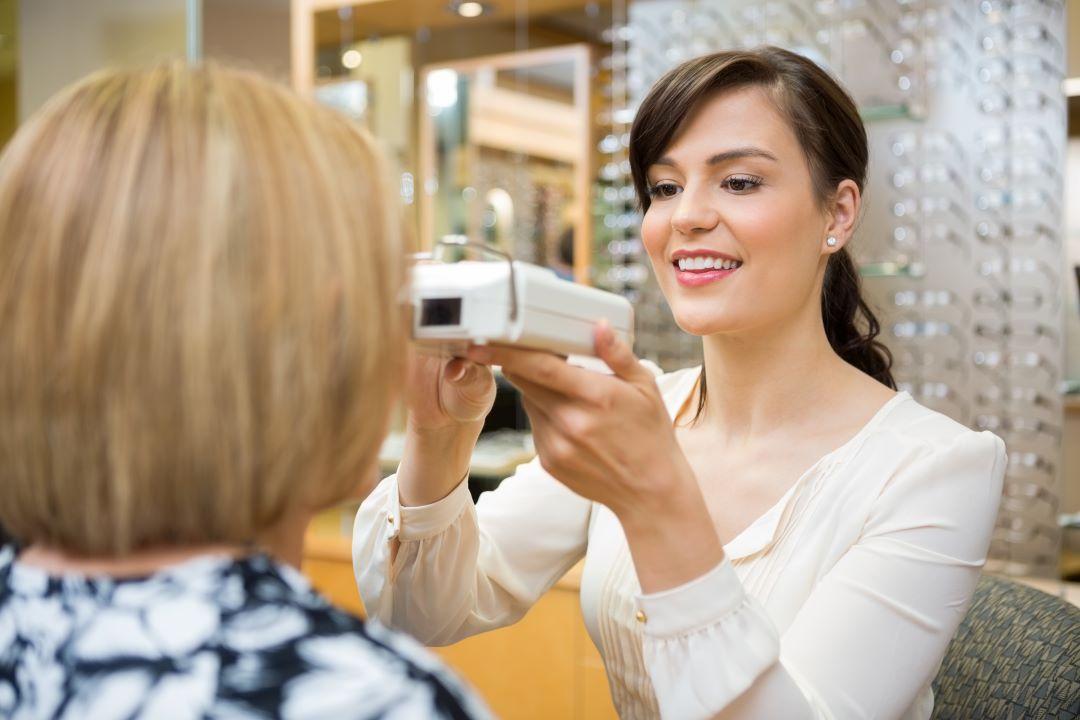 Pupillary Distance Reglazemyspex