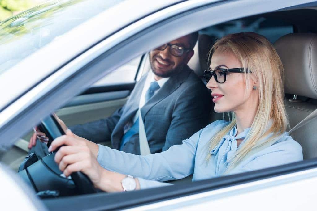 Eyeglass Driving